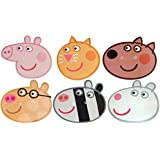 Peppa Pig - MULTIPACK - Card Face Masks