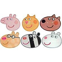 Peppa Pig - MULTIPACK - Card Face Masks