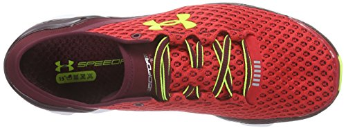 Under Armour Ua Speedform Gemini, Chaussures de Course Homme Rouge - Rot (RED 600)