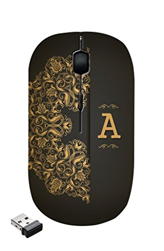 ZAPCASE Ultra Slim Wireless Optical Mouse
