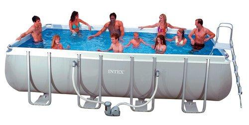Intex 28352GS Swimming Pool Ultra-Frame 549x274x132 cm