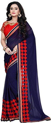 Saree(saree by TexStile Sarees For Women Party Wear Half Sarees Offer Designer...