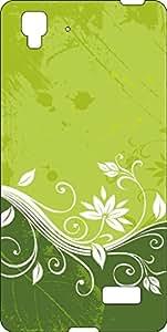 Go Hooked Designer Oppo R7 Lite Designer Back Cover | Oppo R7 Lite Printed Back Cover | Printed Soft Silicone Back Cover for Oppo R7 Lite
