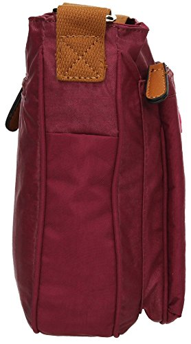 Swankyswans Ladies Emmy Tracolle Marsala