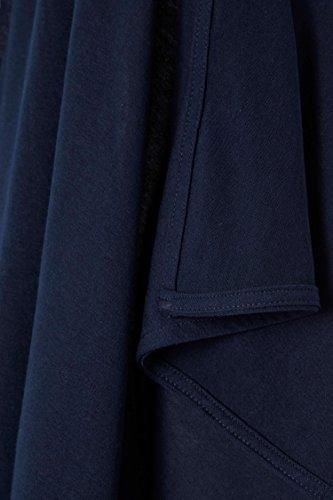 Roman Originals - Cardigan Léger en Cascade - Femme Bleu