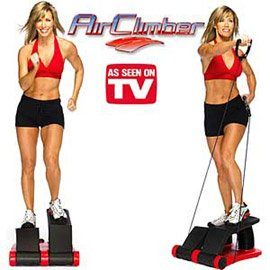 TV Das Original Air Climber Stepper