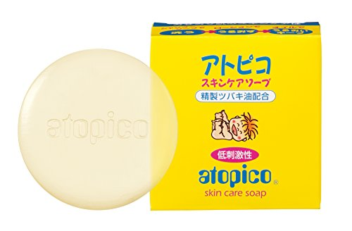 Atopico skin care SOAP 80g (japan import)