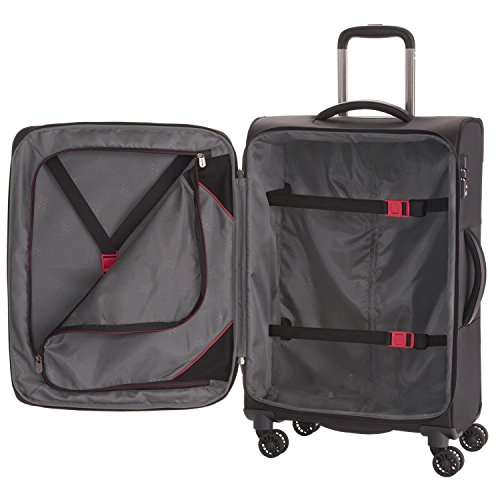 Travelite Laptop-Trolley, schwarz (schwarz) - 2047663 braun