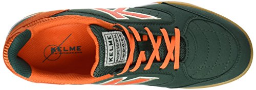 Kelme Precision, Chaussures de Football Mixte Adulte Vert (vert)