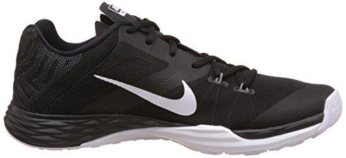 Nike Train Prime Iron Df, Scarpe da Ginnastica Uomo Nero/bianco/grigio (Black / White-Anthracite-Cl Grey)