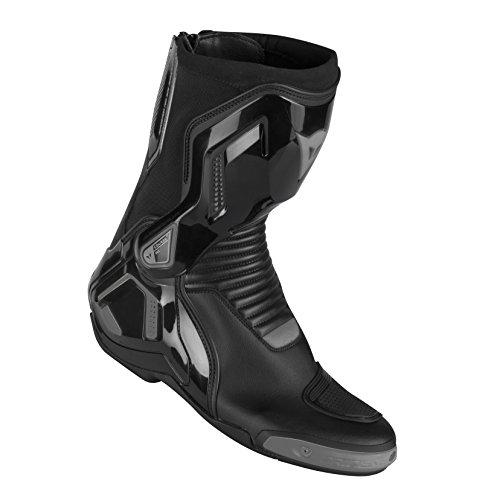 Dainese-COURSE D1 OUT Stivali da moto  , Nero/Antracite, Taglia 43