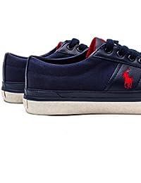 Ralph Lauren - Zapatillas para hombre Azul azul marino