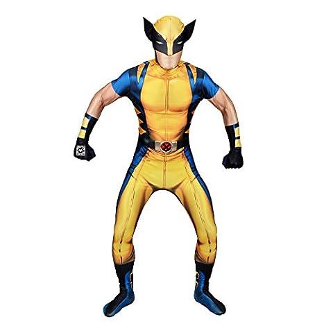 Costumes De Luxe Pour Homme Halloween - Morphsuits Le costume officiel de déguisement digital