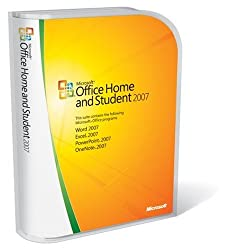 Microsoft Office 2007 Home & Student Edition (3 User Licence) (Pc)