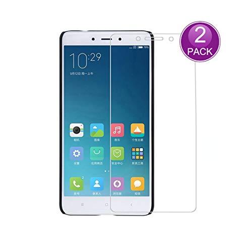 E-Hamii [2-Pack] Protector Pantalla Xiaomi Redmi Note
