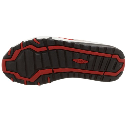 MBT CHAPA 4000078-59 ltext - adulti Sport scarpa Rosso (Rosso fuoco)