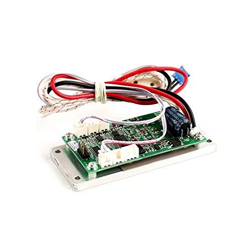 Reglerhandbuch DB3010-001 24-V-Regler Auf 24-V-Gleichstromkompressor QX3202VDL (H) anwenden Drehzahlbereiche: 2.000 U/min ~ 4.500 U/min -