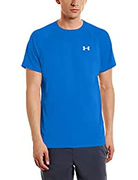 Under Armour Heatgear Run S/S T-shirt  Courtes Homme