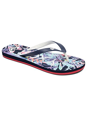 Roxy Tahiti Vi - Flip-Flops for Women - Sandalen - Frauen - EU 38 - Blau
