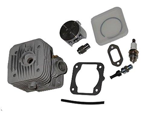 Preisvergleich Produktbild PBM Zylinder Kolben und Fußdichtung Trennschleifer DOLMAR PC7312,  7314,  7430,  7435 - Nikasil High Quality