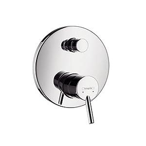Hansgrohe 32475000 Talis S grifo de bañera empotrado, cromo