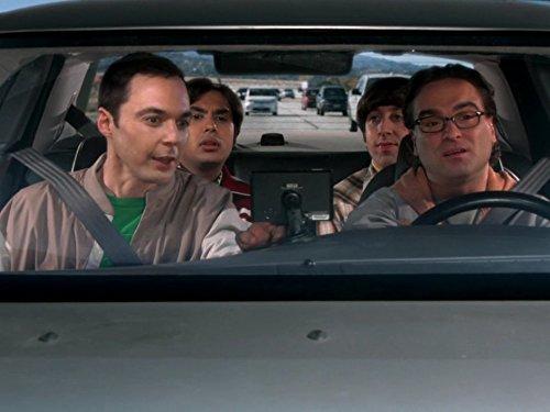 Man lernt nie aus (Big Bang Theory Kostüm)