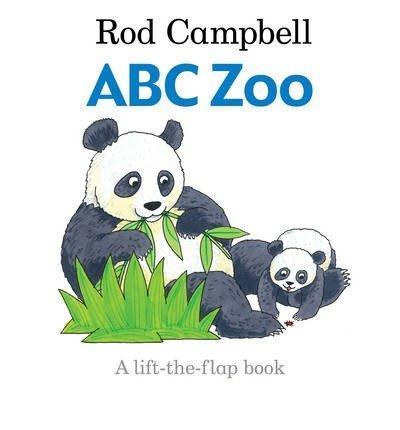 [(ABC Zoo)] [ By (author) Rod Campbell ] [January, 2014] - Abc Zoo