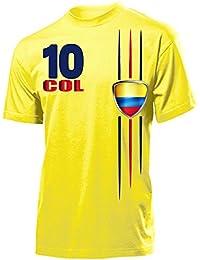 adidas Kolumbien Trikot Langarm Home Jersey LS Colombia