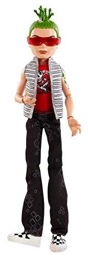 Mattel Monster High BDD93 -  Monsterspaß Alive Deuce Gorgon, Puppe mit Licht- und (Monster High Deuce Gorgon)