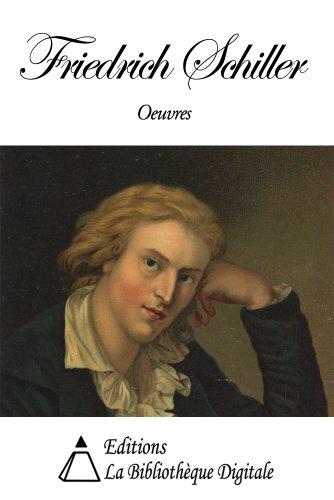 Oeuvres de Friedrich Schiller