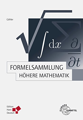 Formelsammlung Mathematik Pdf