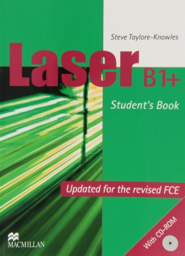 Laser B1+ Student Book & CD Pack: Student's Book by Steve Taylore- Knowles (2008-01-31)