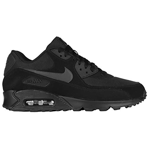 reputable site 1abe1 13c63 Nike Air MAX 90 Essential, Zapatillas de Deporte para Hombre, Anthracite  Black 011
