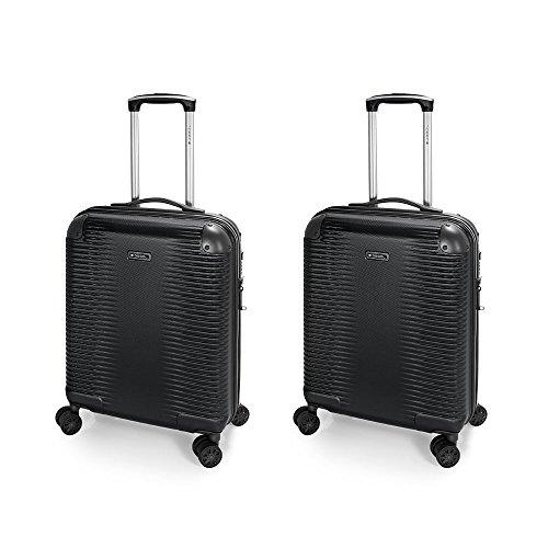 Gabol balance juego de 2 maletas de cabina 32 litros