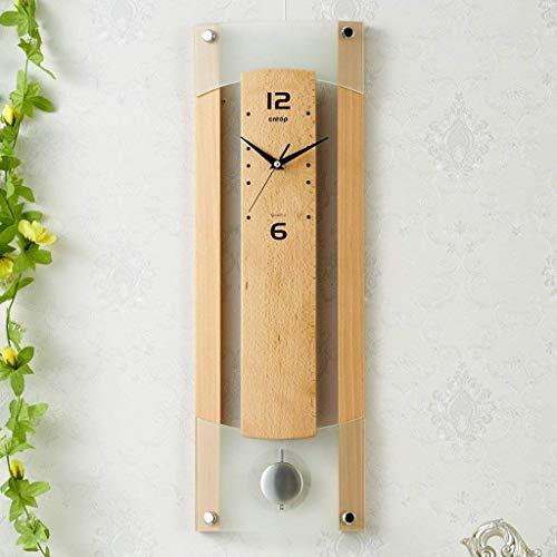 LMK1 Wanduhr-Uhrenlounge Minimalistisches Büro der Kreativmodus-Stummschaltuhr Wand Zhong Shiying Bell