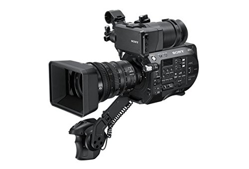 Sony FS7 II CMOS 4K Ultra HD Hand-Held Camcorder Black