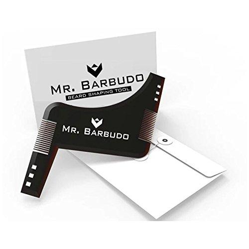 Mr. Barbudo peine guía