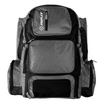 Rip-It Pack It Up Rucksack - Softball Equipment Bag - Anthrazit (Softball-rucksäcke)