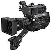 'Sony FS7 II shouldercam CMOS 4 K Ultra HD Black – Camcorders (CMOS, 25.4/4 mm (1/4), Sony und, 18 – 110 mm, 27 – 165 mm, 9.5 cm)