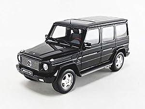 Otto Mobile OT320 - Coche en Miniatura de colección, Color Negro