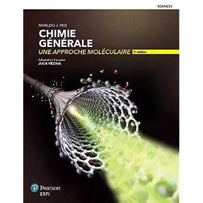 Chimie générale, une approche moléculaire, 2e   Manuel + Édition en ligne + MonLab xL + Multimédia - ÉTUDIANT (6 mois)