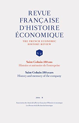 Saint-Gobain 350 ans: Histoire et mémoire de l'entreprise (Desconocido)