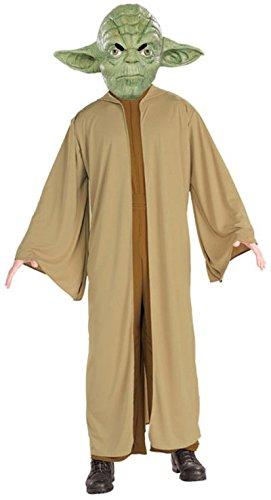 Star Wars Meister Yoda Kinderkostüm - Gr. L - (Yoda Halloween Kostüme)