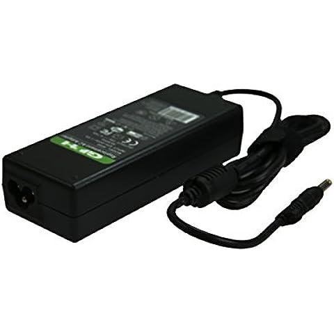GPH® Adattatore caricatore AC Adapter cavo di ricarica per HP Compaq Not Books Laptop 3. 19V 90W SteckerØ: 4,8x1,7mm