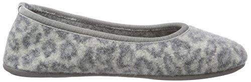 Giesswein - Herlatzhofen, Pantofole Donna Grigio (Grau (kiesel  / 039))
