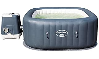 Lay-Z-Spa Hawaii Hot Tub, HydroJet Pro Inflatable Spa, 4-6 Person (B07F35YTL9) | Amazon Products