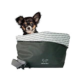 United Pets Sling Bag Dog Carrier, Grey 20