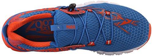 Zoot Herren Laufschuh M Makai, Chaussures de Running Compétition Homme Blau (Vivid Blue/Mandarin)