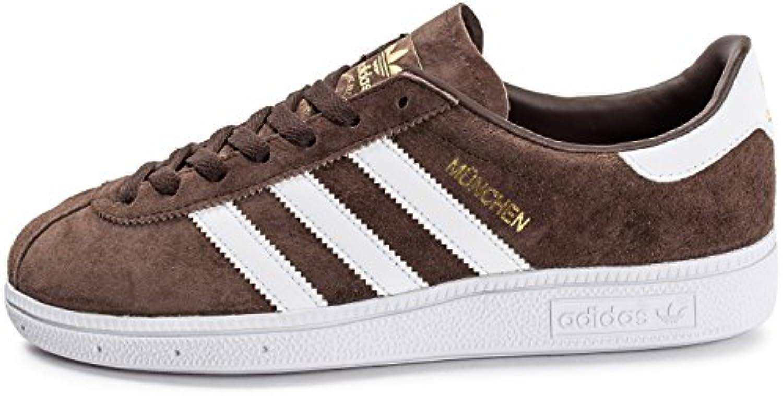 Adidas Mens Munchen Suede Trainers - En línea Obtenga la mejor oferta barata de descuento más grande