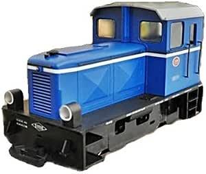 Spur G Stirnlampe beleuchtet analog Train Line45 Diesellok Deutz V3